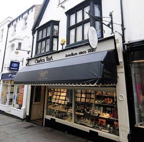 Charles Hart Shop